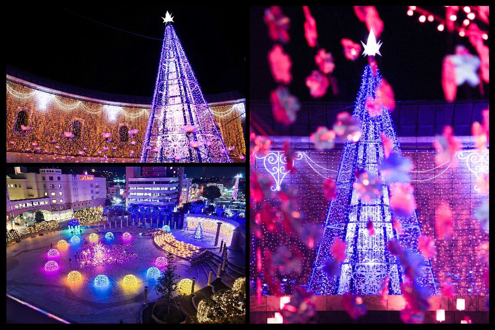 Hitachi Starlight Illumination 2019